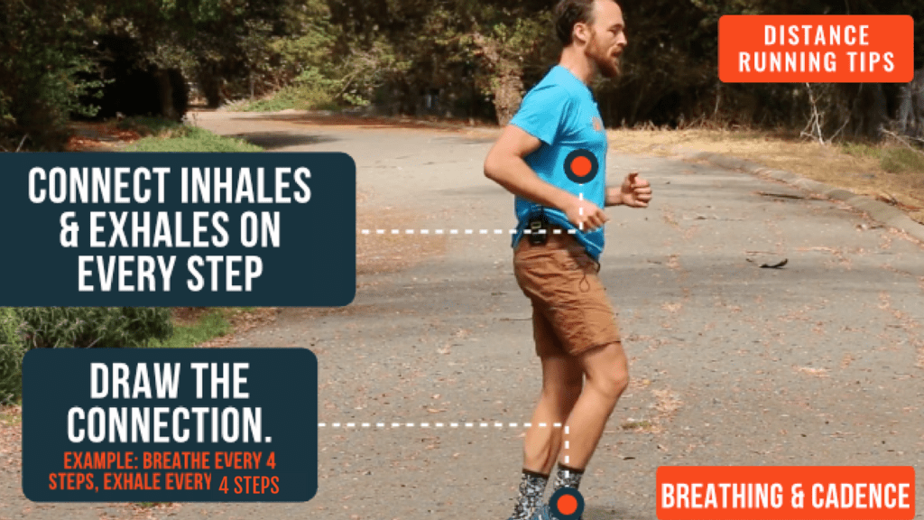 Breathing for Runners- Connect your breathing with your cadence
