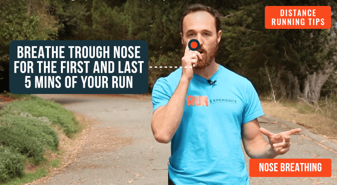 Breathing for Runners- Nose Breathing Drill 1
