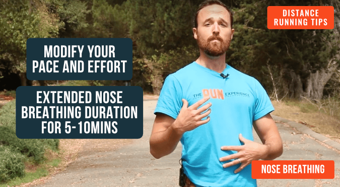 Breathing for Runners- Nose Breathing Drill 2
